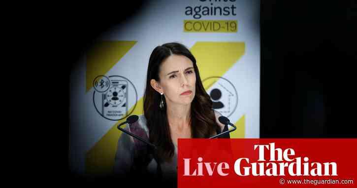 Jacinda Ardern to give update on New Zealand Covid alert levels – live