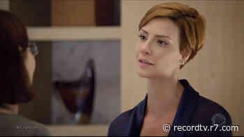 Sophia pede desculpas a Clementina por tê-la acusado de roubo - Topíssima - Record TV