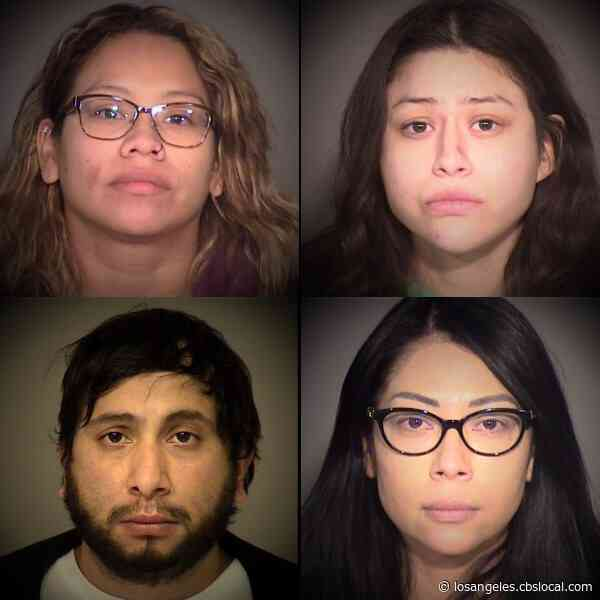 Inland Empire Family Busted For Extensive Sex Trafficking Ring