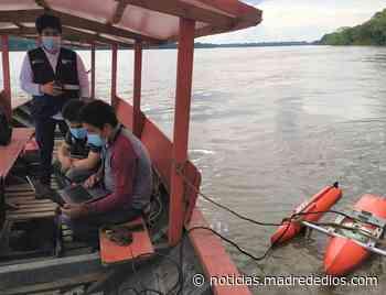 Autoridad Nacional del Agua informa que el río Madre de Dios normaliza su caudal - Radio Madre de Dios