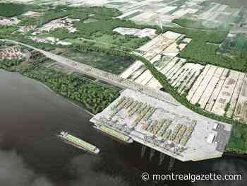 Canada gives environmental approval for Contrecoeur port project - Montreal Gazette