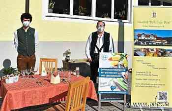 Stiller Protest auf der Donauterrasse - Passauer Neue Presse