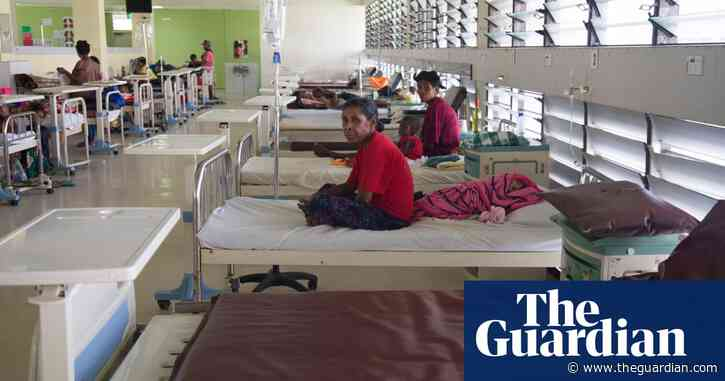 Papua New Guinea hospitals run out of funding as Covid cases surge