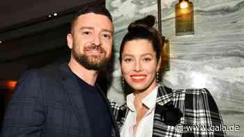 Justin Timberlake + Jessica Biel: Süße Liebeserklärung zum Geburtstag - Gala.de
