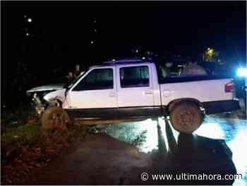 Cinco heridos durante accidente de tránsito en Itapúa - ÚltimaHora.com