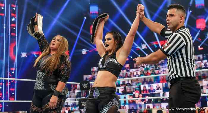 Women's Tag Team Championship Match Announced For WWE Fastlane