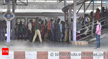 Hike in platform ticket rates 'temporary measure' to prevent overcrowding at stations: Railways