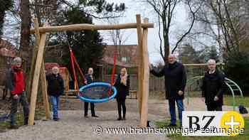 Groß Bültener Kinderspielplatz nimmt Formen an