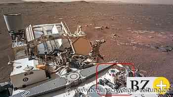 Braunschweiger Fraunhofer-Technologie auf dem Mars gelandet