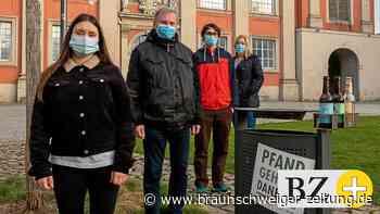 Pfandgut nutzen: Wolfenbütteler Gruppe engagiert sich für Umwelt