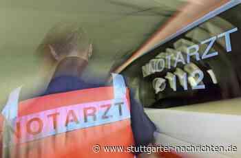 Unfall in Eislingen - Vorfahrt missachtet – Motorradfahrer und Sozia schwer verletzt - Stuttgarter Nachrichten