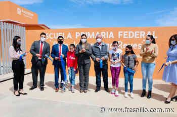 Fortalece Gobierno de Tello la educación en Zacatecas, Calera y Morelos » FresnilloMX - FresnilloMX