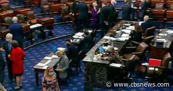 Senate Votes To Kick Off Marathon Debate Over $1.9 Trillion COVID Relief Bill