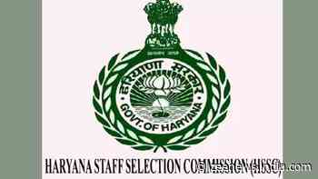 HSSC Recruitment 2021: Online applications invited for posts of Patwari, Canal Patwari and Gram Sachiv, check details here