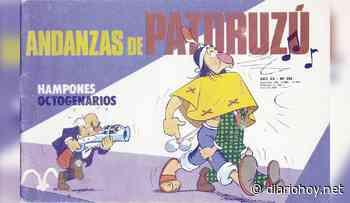 Patoruzú, un héroe de las pampas - Diario Hoy