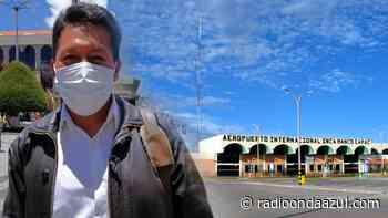 Congresista Arapa: Reubicación de aeropuerto de Juliaca sería en las pampas de Caracoto - Radio Onda Azul