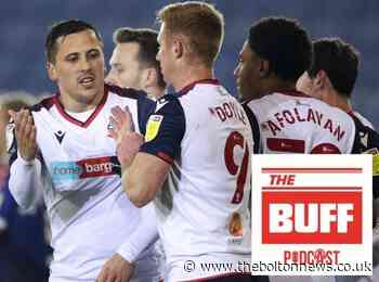 Bolton Wanderers podcast The Buff on Barrow, Oldham and Bradford - The Bolton News