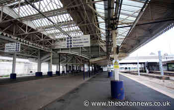 Lift problems at Bolton train station affect disabled passenger - The Bolton News