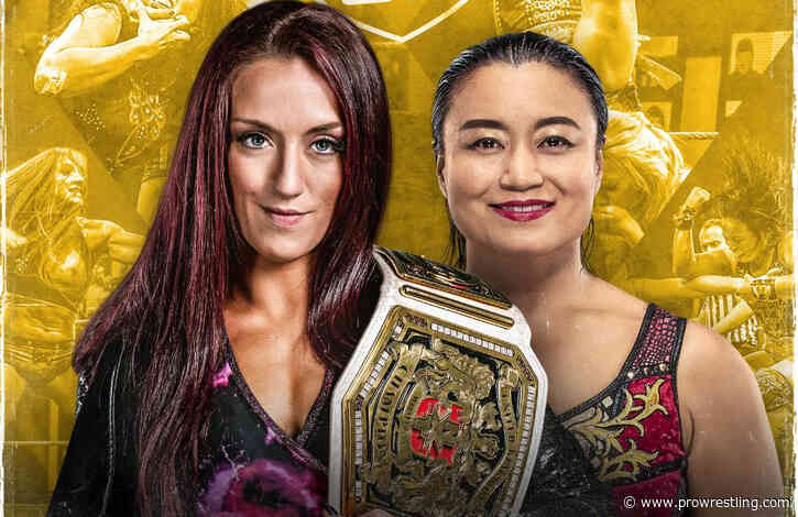 WWE NXT UK Results: Kay Lee Ray Defends Against 'The Final Boss' Meiko Satomura