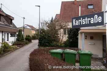 Das Gebiet um die Karlstraße soll bebaut werden: Diskussion um Parkplätze - Bietigheimer Zeitung