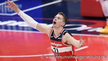 Basketball: NBA: Nationalspieler gehen mit Siegen in die All-Star-Pause