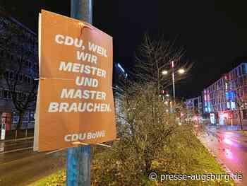 """""""Politbarometer"""": CDU verliert in Baden-Württemberg deutlich"""