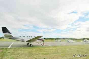 À l'aérodrome de Lognes-Émerainville, peut-on limiter le bruit des avions ? - actu.fr