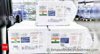 Coronavirus live updates: India sends vaccines to Guyana, Jamaica and Nicaragua - Times of India