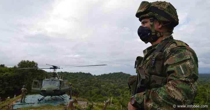 La Fuerza Pública hace presencia en el municipio de Murindó luego que fueran desplazados 168 indígenas por el ELN - infobae
