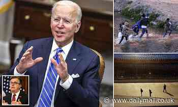 Biden slammed as a 'HYPOCRITE' over Texas 'neanderthal' insult while 'allowing border to be overrun'