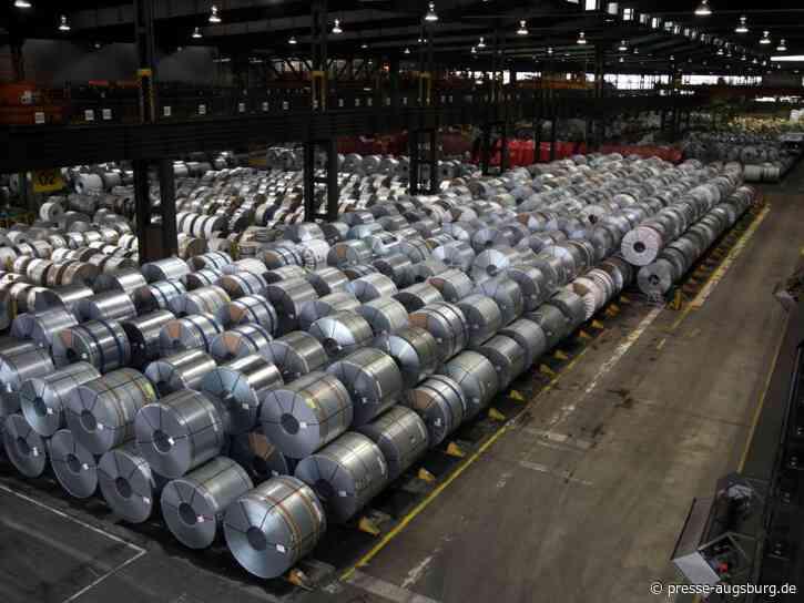 Industrie verzeichnet überraschend deutliches Auftragsplus
