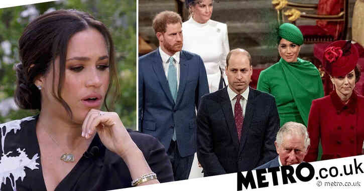 'At least 10' of Meghan's ex-aides 'queuing up' to help with bullying probe