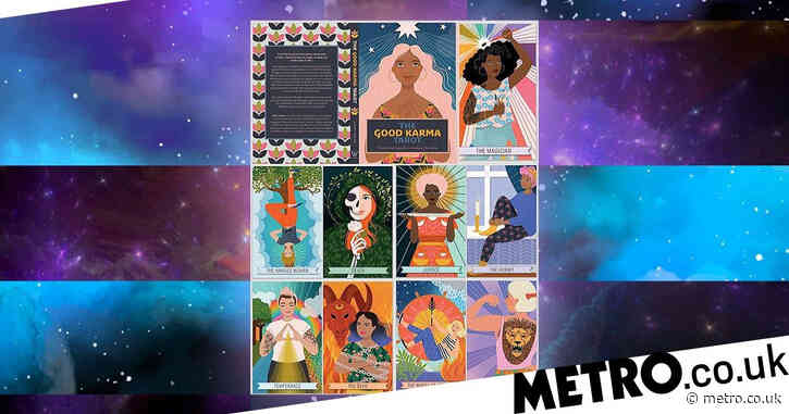 How to do a good karma tarot reading – and what good deed your star sign should do this week