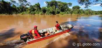 Corpo de jovem que desapareceu no Rio São Francisco, em Bom Despacho, é encontrado - G1
