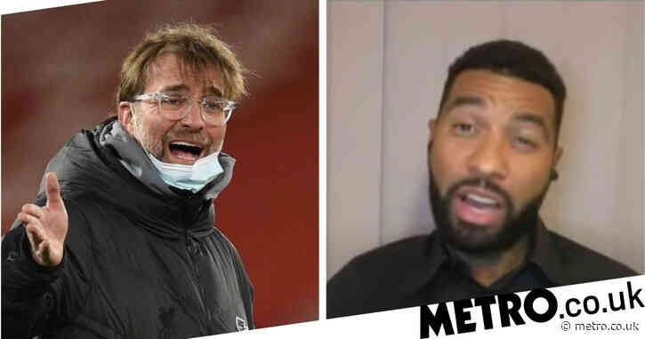 Jermaine Pennant slams Jurgen Klopp's 'silly' decision to sub off Mohamed Salah after Liverpool's defeat to Chelsea