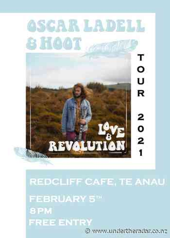 Oscar Ladell And Hoot - Redcliff Cafe, Te Anau - Undertheradar