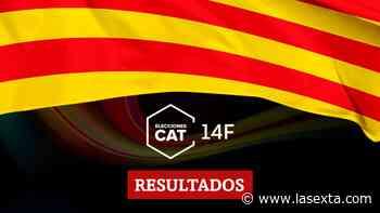 Resultados en Tona de las elecciones catalanas del 14F - LaSexta