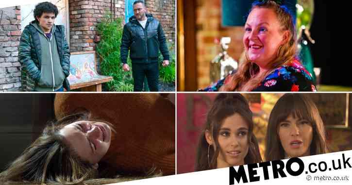 25 soap spoilers: Coronation Street drugs death terror, EastEnders shock death, Emmerdale murder exposed, Hollyoaks violent showdown