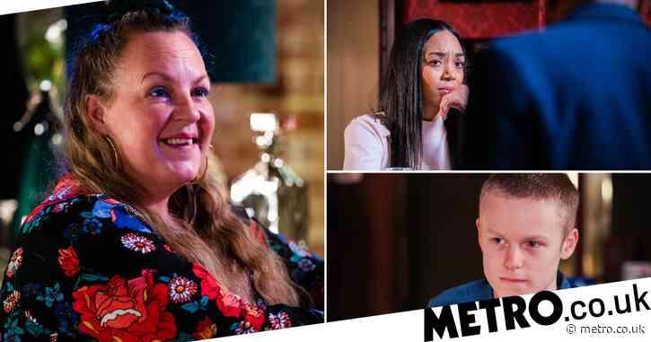 EastEnders spoilers: 36 new images reveal Karen death terror, shock passion and huge betrayal