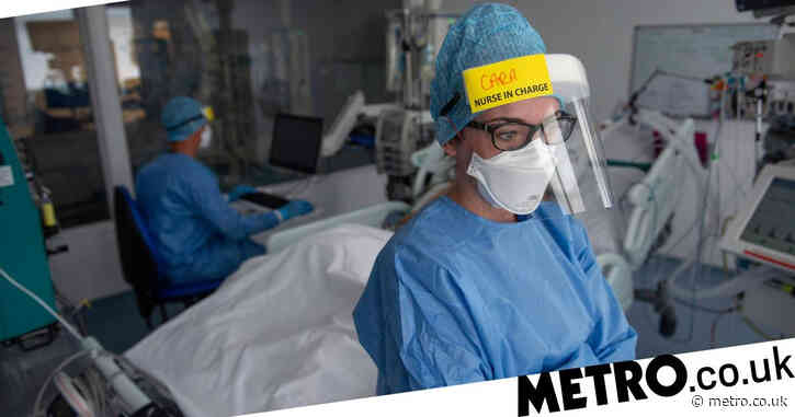 Government says 1% pay rise for NHS staff is 'most we can afford'