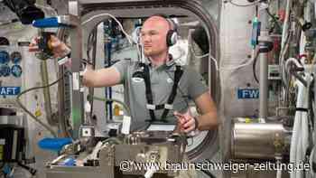Flug zur ISS: Astronaut Gerst: Bei Esa-Bewerbung mit Ablehnung gerechnet