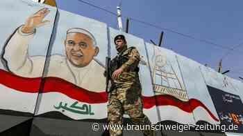 Papst Franziskus reist in den Irak