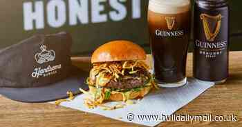 Burger makers combine with Guinness for St Patrick's Day at home celebrations