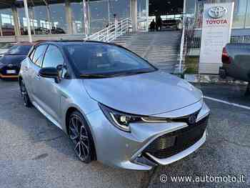 Vendo Toyota Corolla 2.0 Hybrid Lounge nuova a Cirie', Torino (codice 8452932) - Automoto.it - Automoto.it