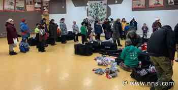 Huge hockey gear donation for Gjoa Haven - NNSL MEDIA - Northern News Services