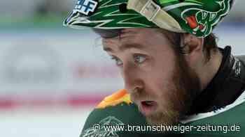 DEL: Augsburger Eishockey-Goalie Roy positiv getestet