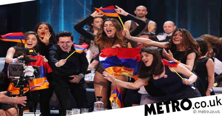 Armenia withdraws from the Eurovision Song Contest