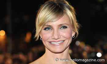 Cameron Diaz reveals moment she's been waiting 33 years for