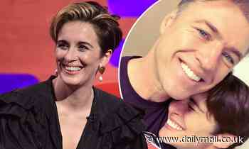 Vicky McClure jokes that she could end up marrying fiancé Jonny Owen at Gretna Green