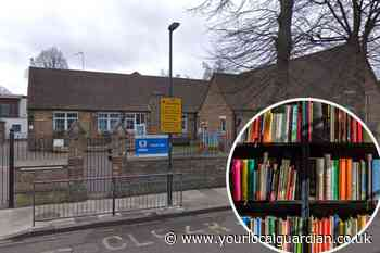 St Mary's C of E school fundraises for library upgrade